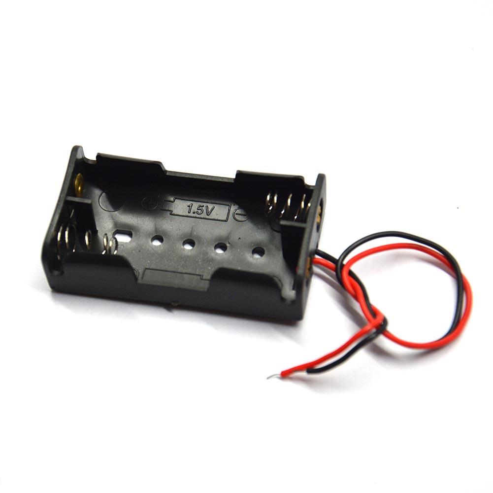 Batteries & Holders